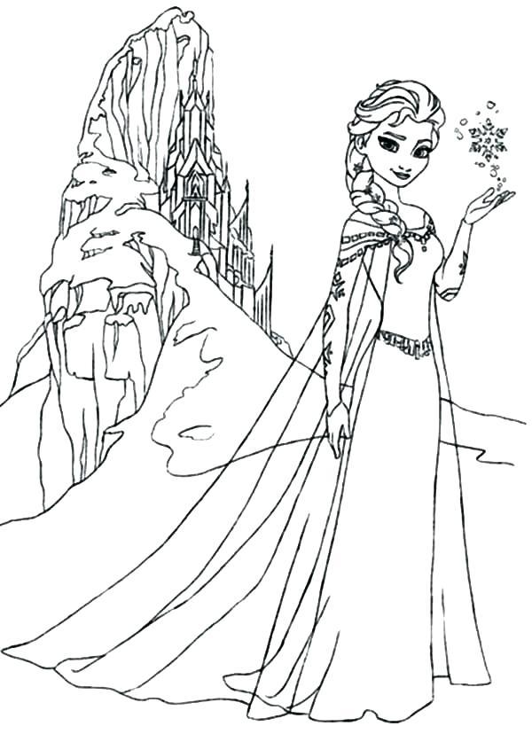 600x828 Castle Coloring Page Fairy Tale Castle Coloring Page Castle