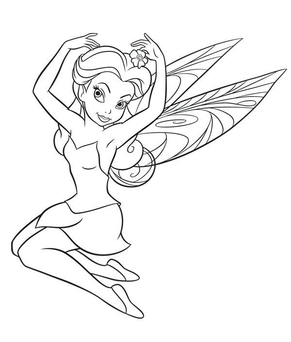 600x705 Fairy Coloring Page Unique Princess Fairy Coloring Pages Fairy