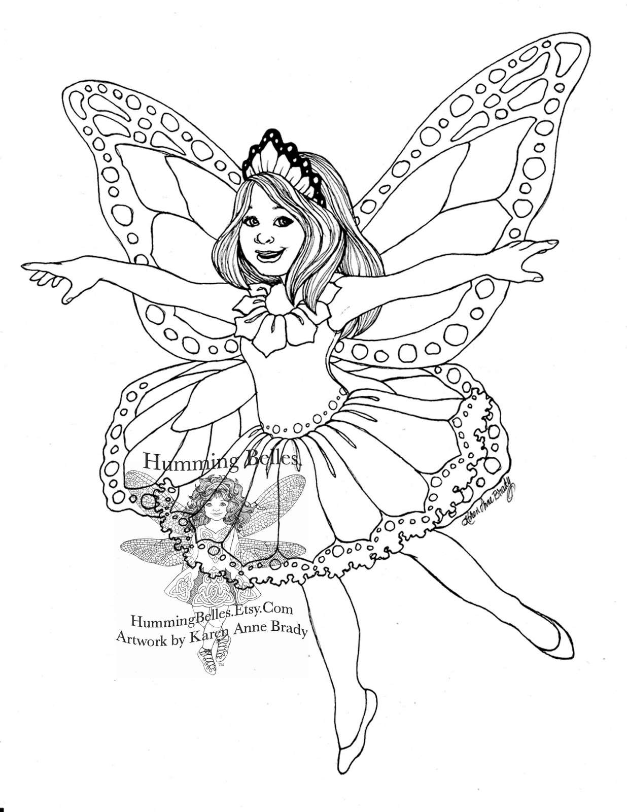 1236x1600 Butterfly Fairy Coloring Pages Throughout Me On Butterly Fairy