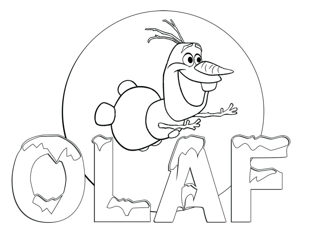 1043x782 Frozen Halloween Coloring Pages