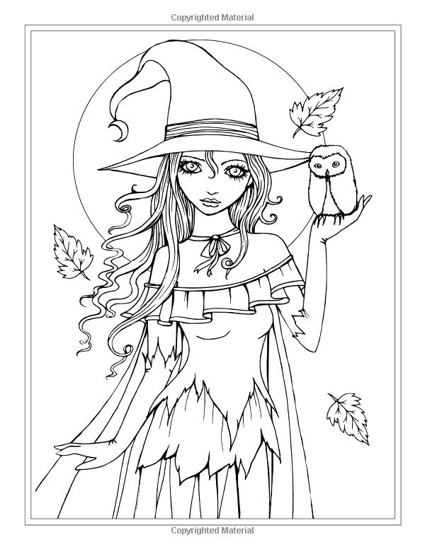 600x776 Coloring Halloween Pages Coloring Pages For Toddlers Hard