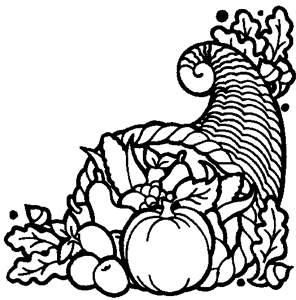 296x300 Fall Coloring Pages