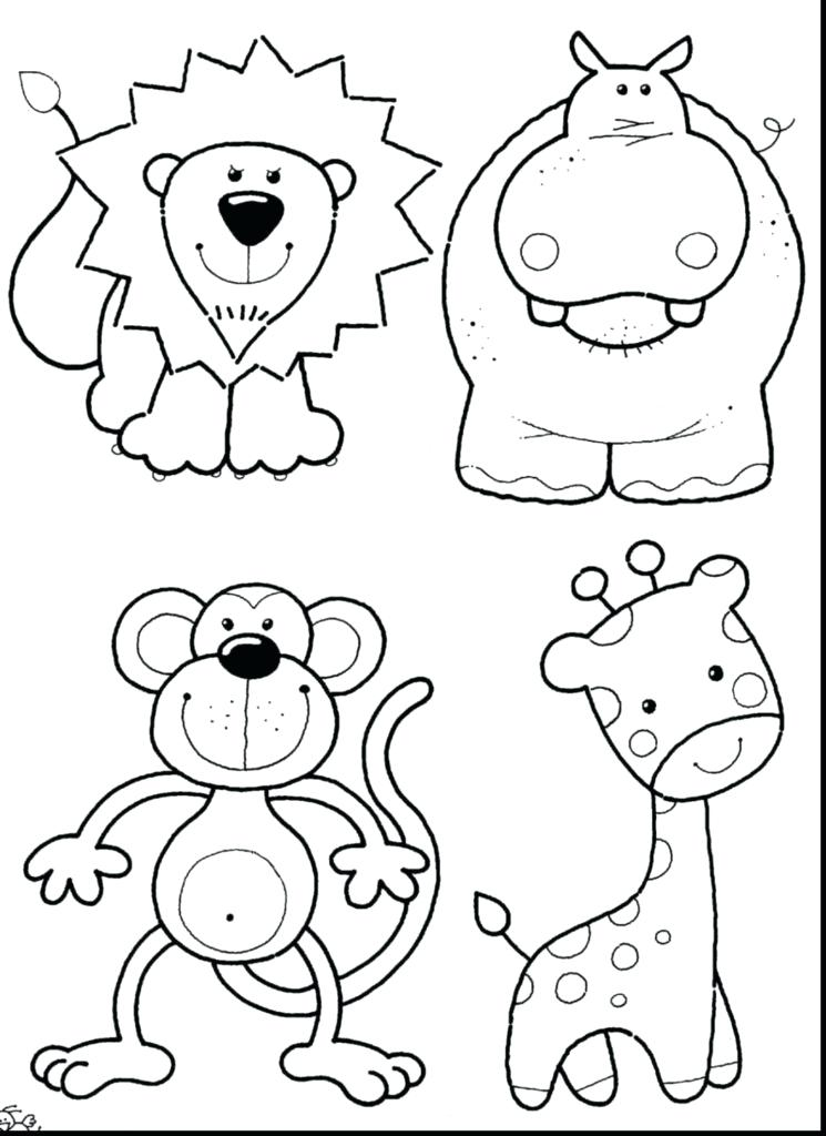745x1024 Rainforest Animal Coloring Pages Animal Coloring Page Amazon