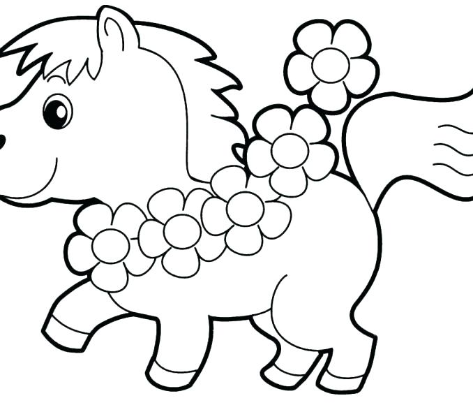 678x600 Childrens Coloring Pages Animals Vanda