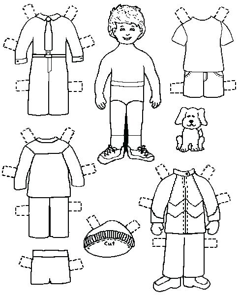 488x602 Clothing Coloring Pages Clothes Coloring Page Clothing Coloring