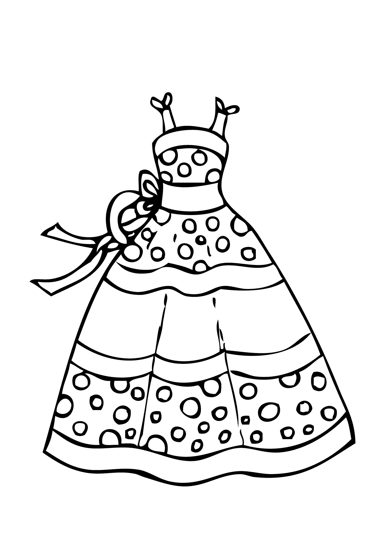 1483x2079 Coloring Clothe Luxury Clothes Coloring Pages
