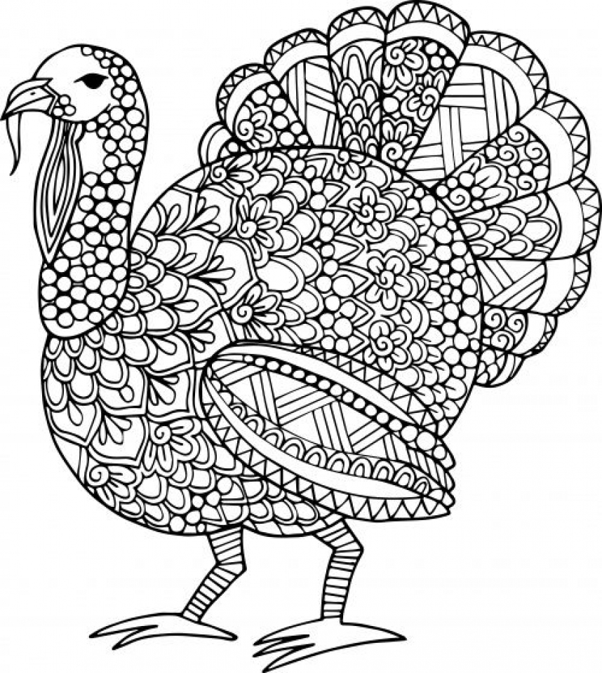 858x960 Fall Coloring Pages For Adults