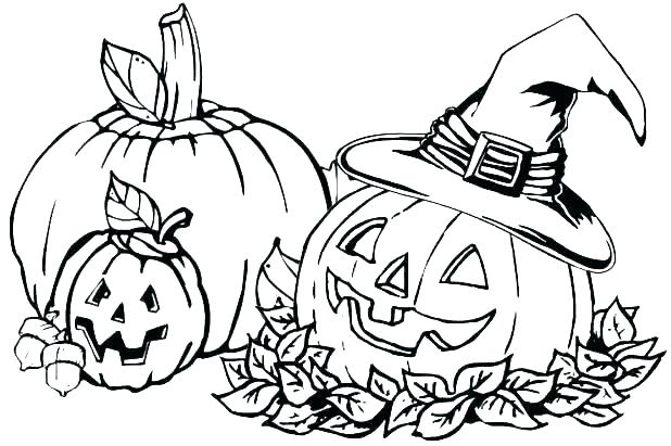 618x411 Free Autumn Coloring Pages Printable Free Autumn Coloring Pages