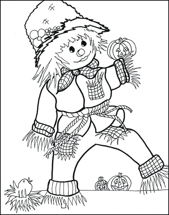 550x701 Printable Autumn Coloring Pages Printable Fall Coloring Pages Free