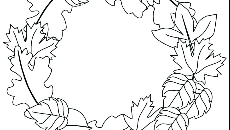 960x544 Free Autumn Coloring Pages Coloring Pages Autumn Leaves Free Fall