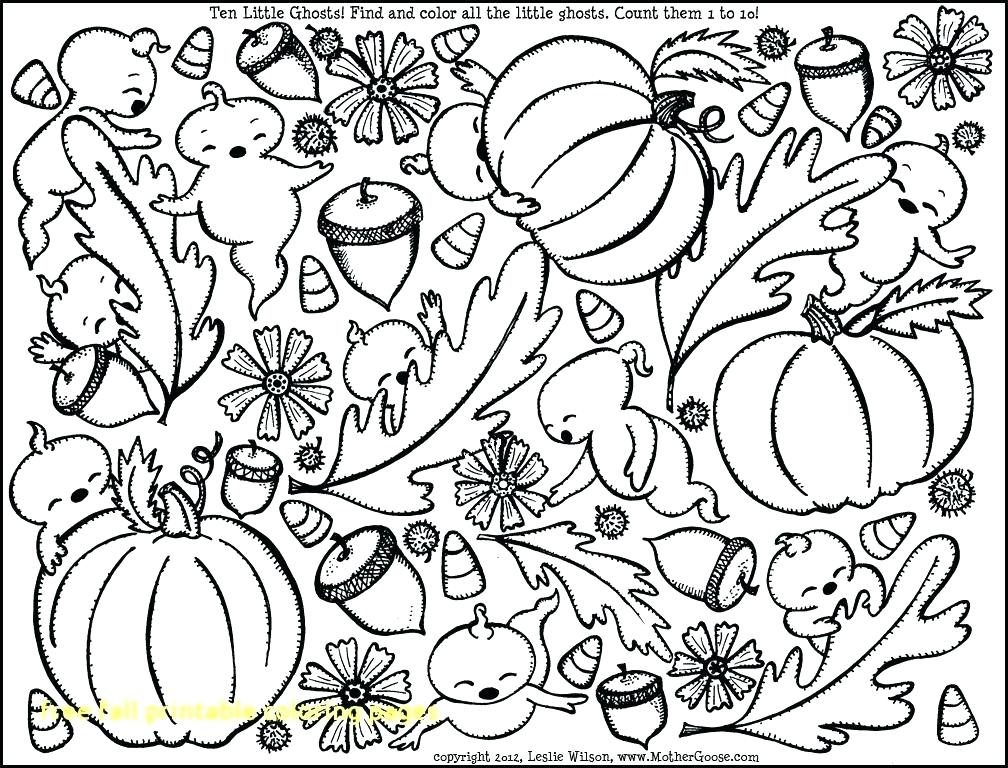 1008x768 Fall Coloring Pictures To Print Pages Printable