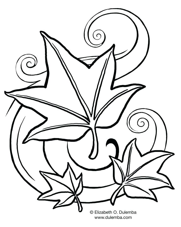 736x920 Fall Coloring Pages For Kids Printable Vanda