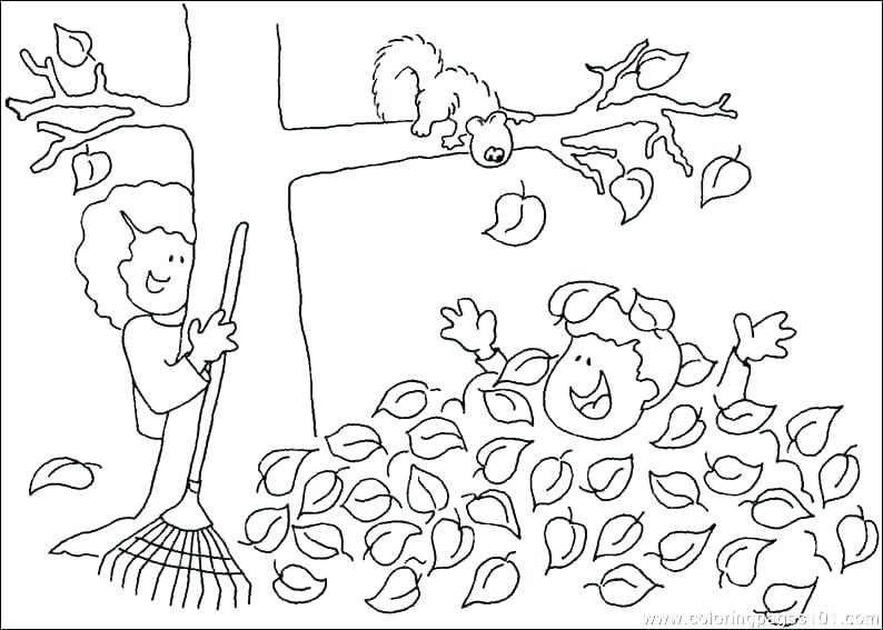 794x567 Coloring Pages For Fall Printable Fall Coloring Pages Fall