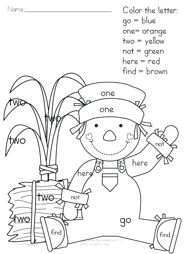720x960 Free Fall Coloring Pages For Toddlers