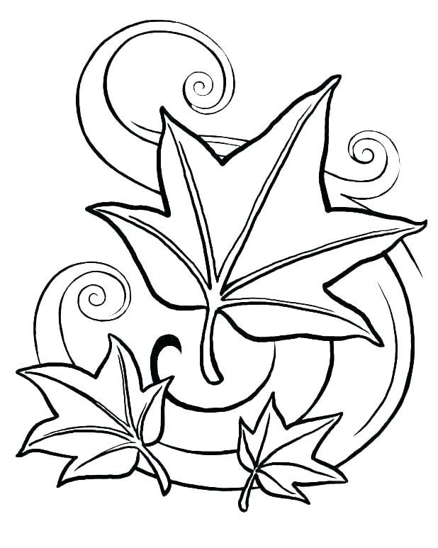 618x773 Printable Autumn Coloring Pages Coloring Pages For Fall Printable