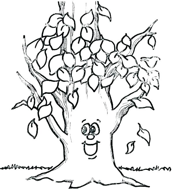 600x674 Coloring Pages Fall Coloring Ideas Pro
