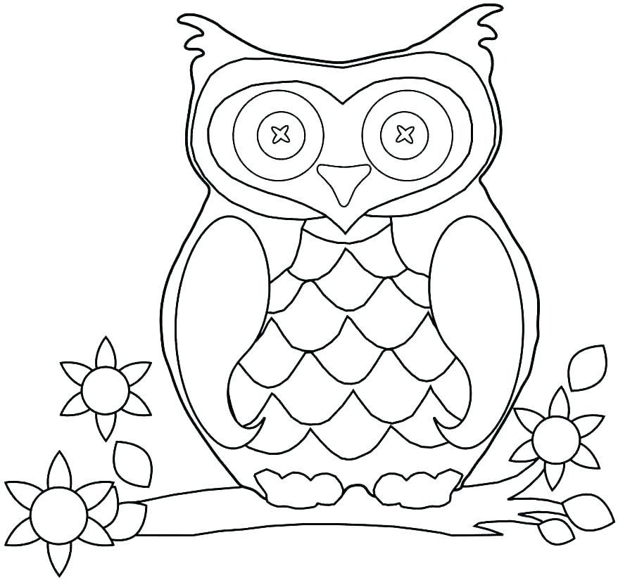 878x825 Fall Coloring Pages For Kids