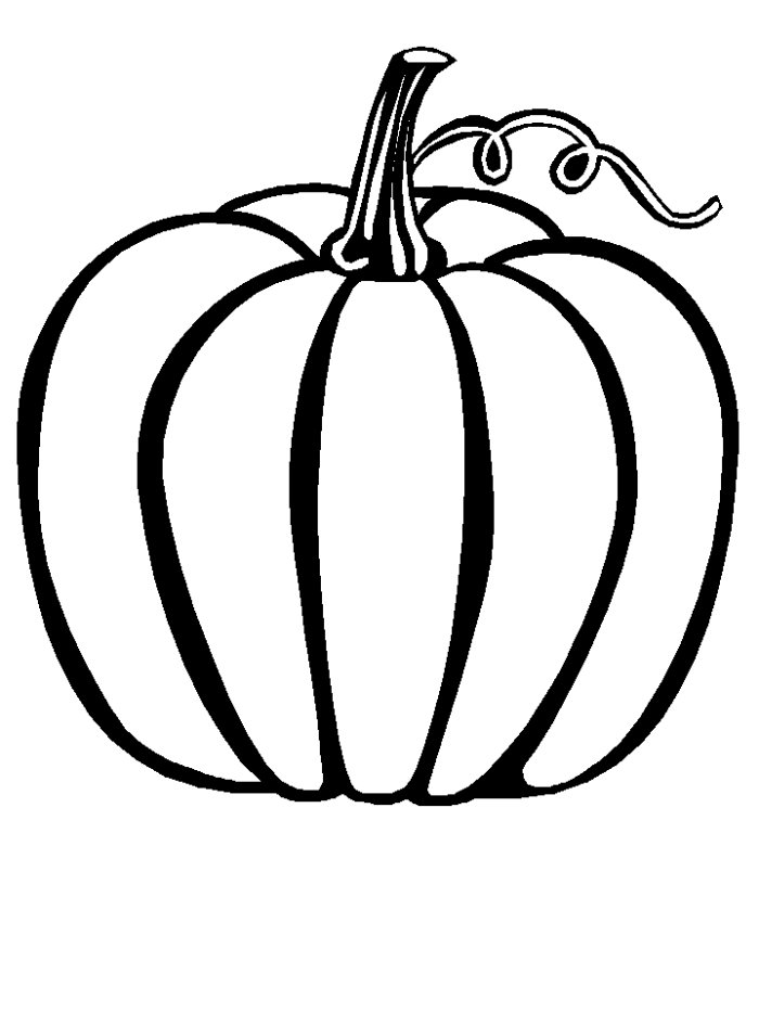700x934 Fall Coloring Pages