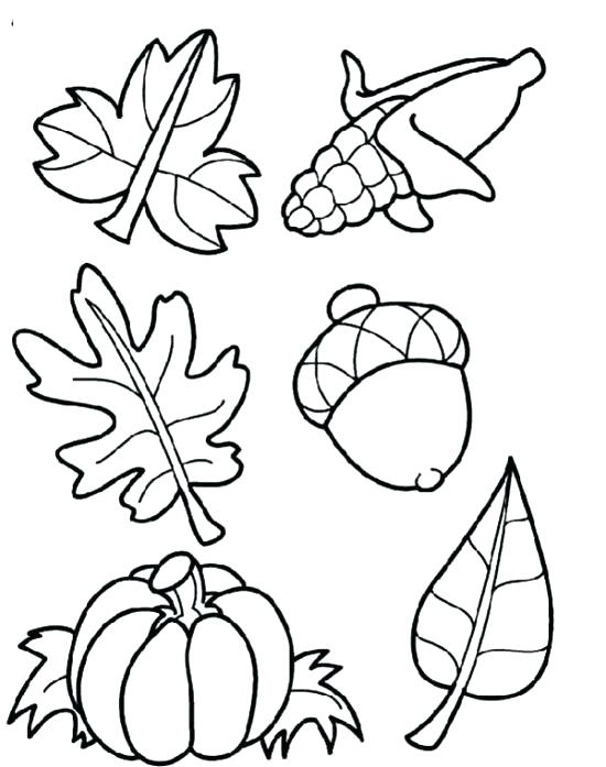 550x697 Fall Coloring Pages Pdf Plus Good Coloring Pages Of Animals