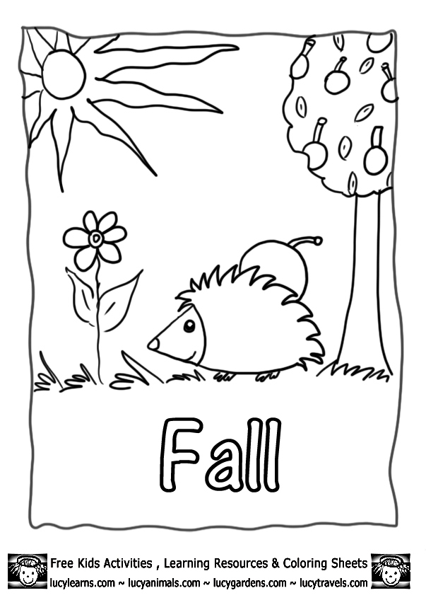 603x848 Fall Coloring Pages For Kids Lovely Toddlers Coloring Pages Vitlt