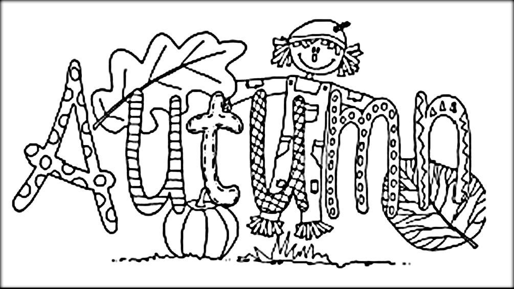 1005x566 Autumn Coloring Pages Pdf