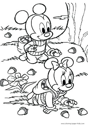 300x429 Coloring Pages Autumn Autumn Tree Coloring Page Printable Coloring