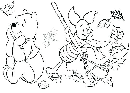 500x357 Coloring Pages For Fall Fall Coloring Pages For Adults Fall Color
