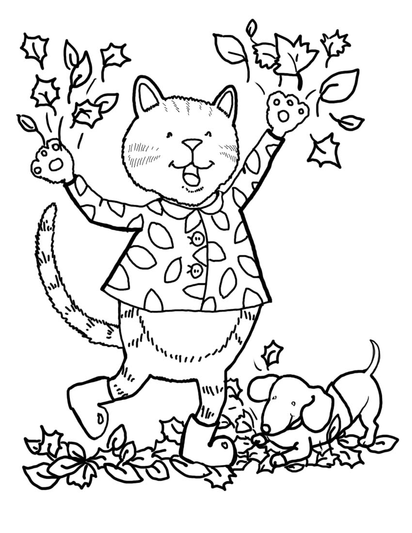 850x1100 Disney Fall Coloring Pages