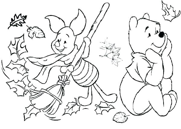600x429 Fall Coloring Page Fall Tree Coloring Page Preschool Fall Coloring