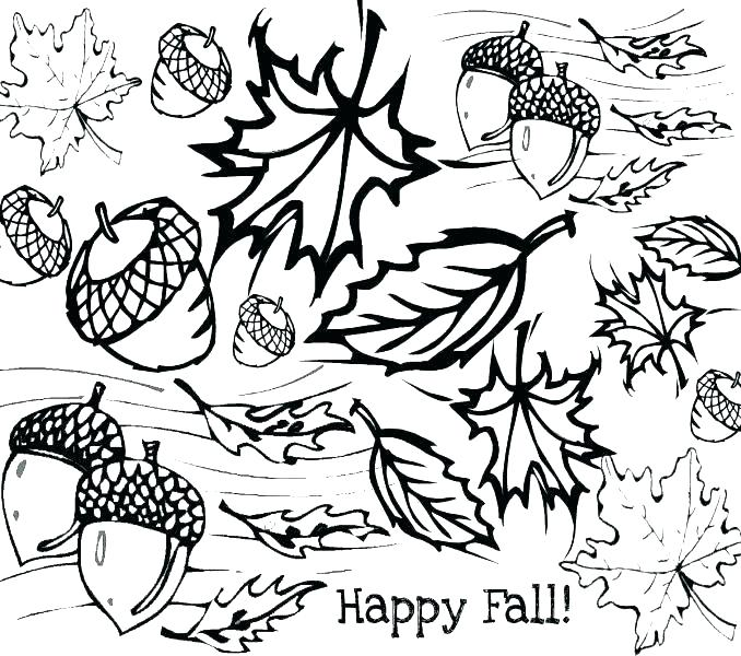 678x600 Free Printable Coloring Pages For Boys Fall Coloring Pages Free