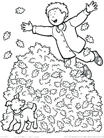 360x480 Fall Coloring Pages To Print Coloring Pages Fall Autumn Preschool
