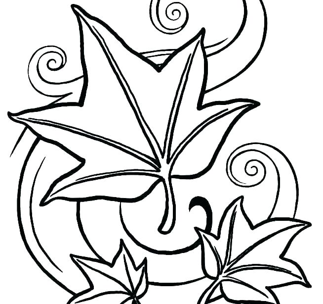 654x614 Autumn Coloring Pages Printable Free