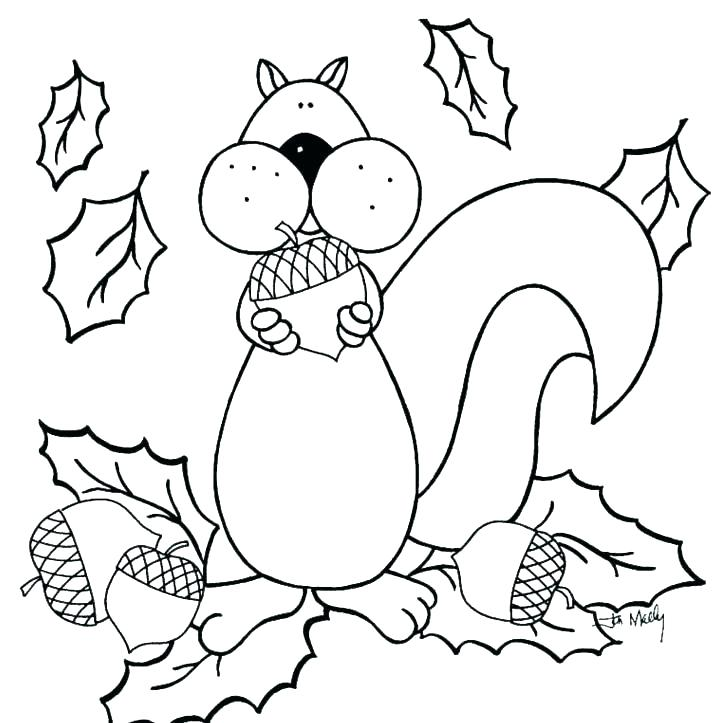 728x723 Fall Printable Coloring Pages