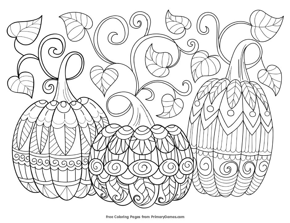 939x721 Coloring Pages Of Fall Free Autumn And Fall Coloring Pages You