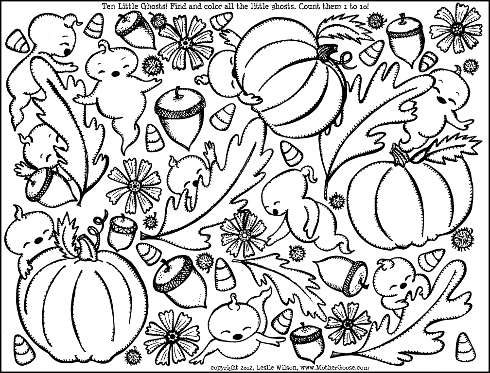 1008x768 Fall Color Sheet Fall Coloring Pages Printable Printable Coloring