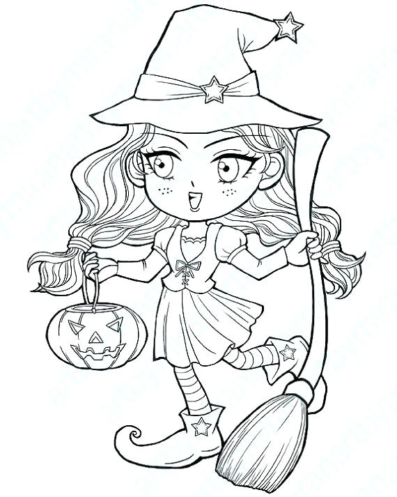 570x713 Halloween Coloring Pages Free Download For Kids The Suburban Mom