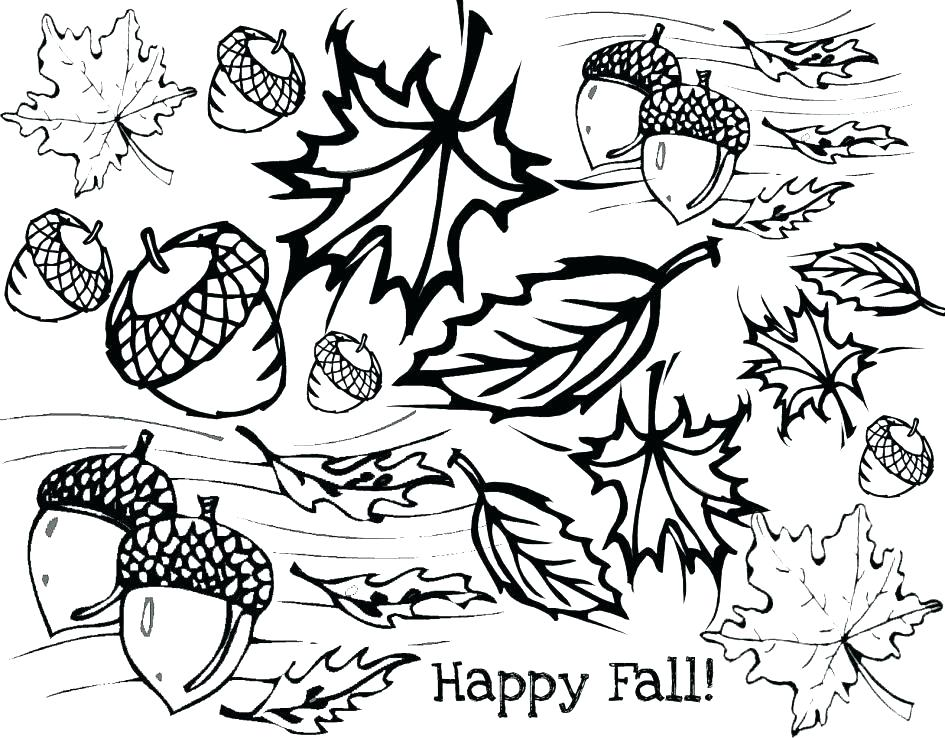 945x738 Fall Harvest Coloring Pages Plush Design Free Printable Fall