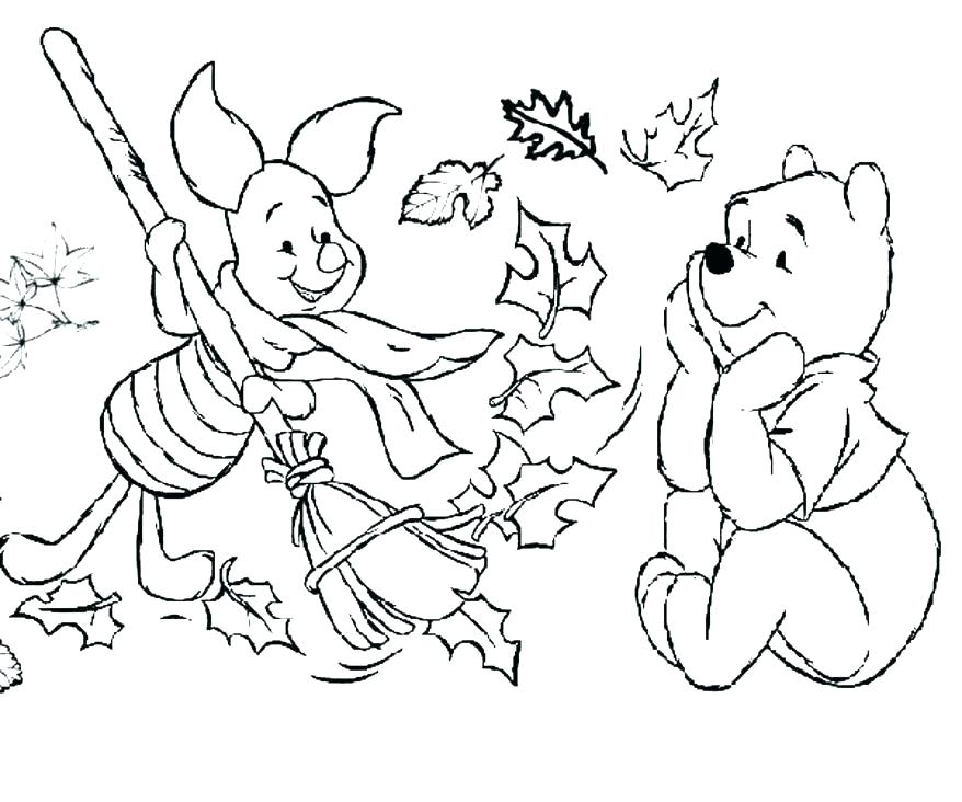 878x732 Coloring Pages Of Fall Harvest Coloring Pages Fall Harvest