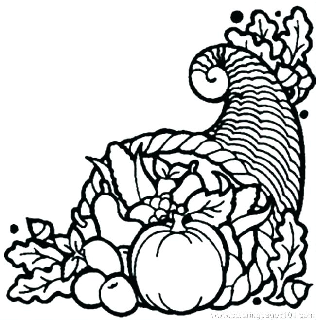 650x658 Fall Harvest Coloring Pages Fall Harvest Coloring Pages Fruit