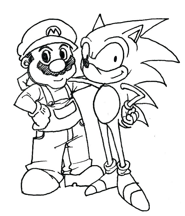 730x850 Clip Art Coloring Pages Printable Coloring Pages Sonic Clip Art
