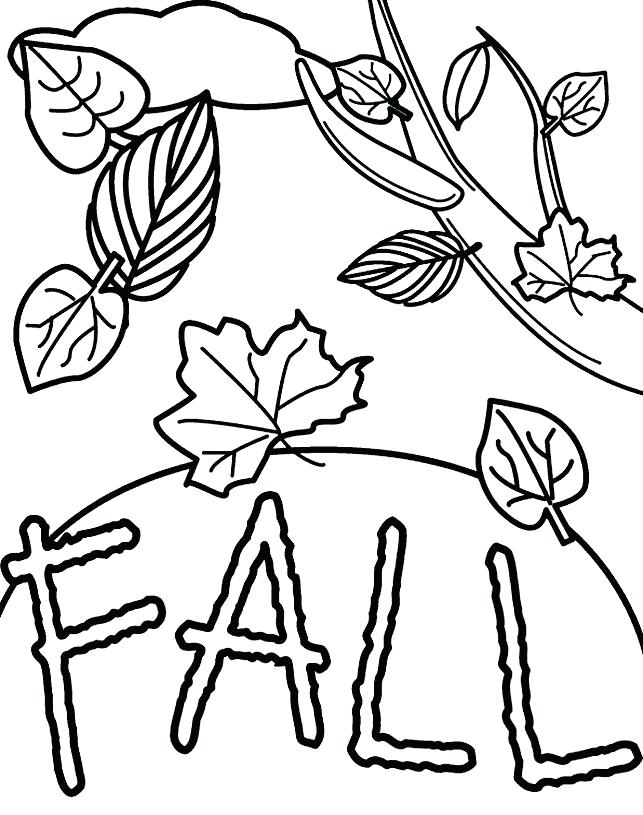 643x815 Seasons Coloring Page Coloring Pages Autumn Season Coloring Pages
