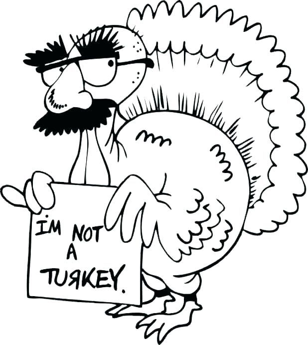 618x692 Thanksgiving Coloring Pages