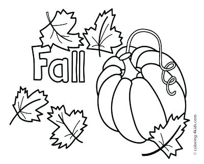 400x322 Fall Coloring Pages To Print Fall Coloring Pages Printable