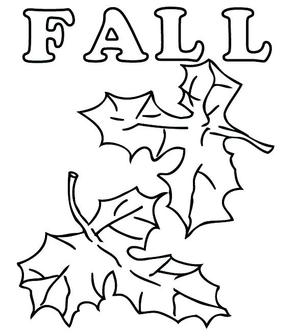 580x648 Marvellous Coloring Pages For Fall Printable