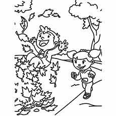 230x230 Top Free Printable Fall Coloring Pages Online