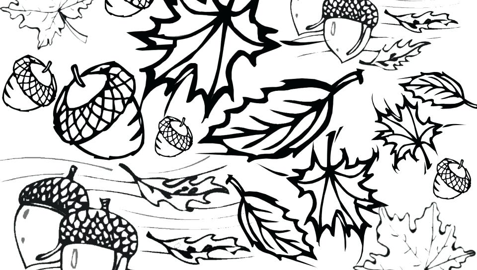 960x544 Fallout Coloring Pages Preschool Fall Coloring Pages Creative