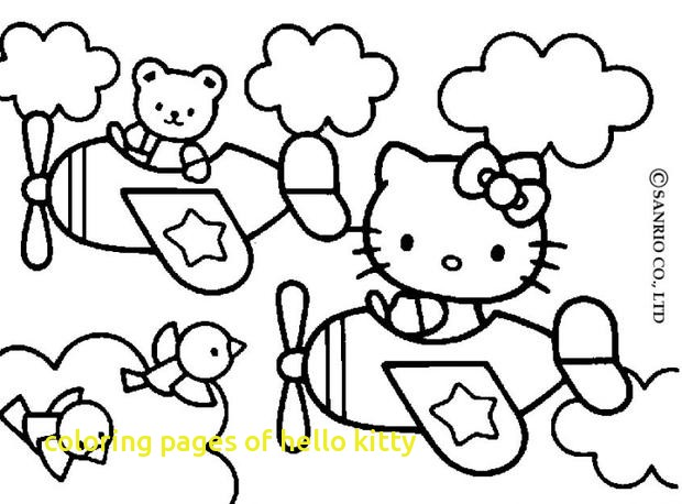 620x458 Hello Kitty Friends Coloring Pages
