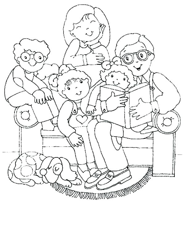 600x776 Holy Family Coloring Page Holy Family Christmas Coloring Pages