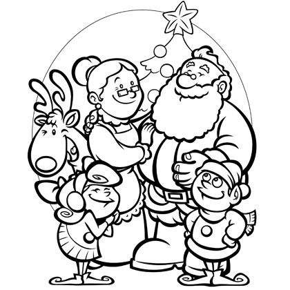 420x420 Christmas Printables For Kids Christmas Pictures, Pdf And Craft