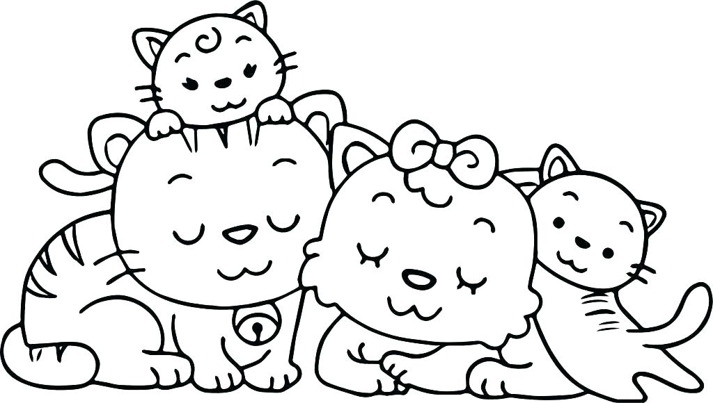1024x580 Family Coloring Page Reindeer And Family Coloring Page Free Family